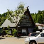 栃ノ木峠の茶屋は余呉湖畔の観光施設に移設されている。