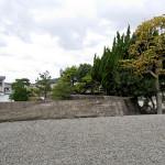 斎藤拙堂が宿泊し、菊池溪琴が詩宴を催した古碧楼(広屋)の跡地。