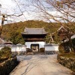 拙堂が親戚の高木知周の案内で訪れた宇治の興聖寺。