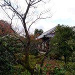 拙堂たちが嵐山の宿所とした瑞應院。現在は非公開の曇華院。