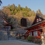 吉野に先立って拙堂が訪れた多武峰(談山神社)。「真に神仙境なり」と喜んだ。